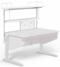 Верхняя полка Moll Winner Flex Deck White