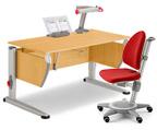 Готовый комплект с использованием стола Sprinter Classic Moll Sprinter Classic/Maximo Forte Ruby/Mobilight