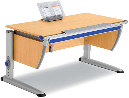Детский стол (школьная мебель) Moll Runner Classic beech