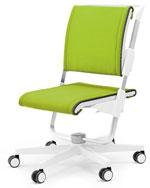 Стул для ребенка Moll Scooter Fresh Lime Green