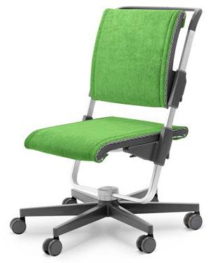 Детский стул Moll Scooter Uni Grass Green