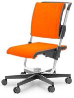 Детский стул Moll Scooter Uni Orange
