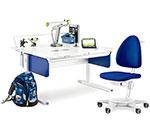 Комплект Moll Champion Style Left Up Blue, Maximo, Mobilight, Form Multi Deck