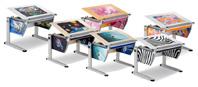 Как можно декорировать детский стол или парту?